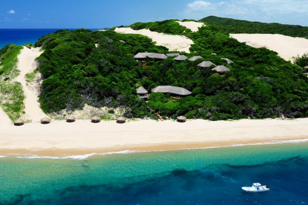 la peninsule de santa maria avec ses plages sauvages