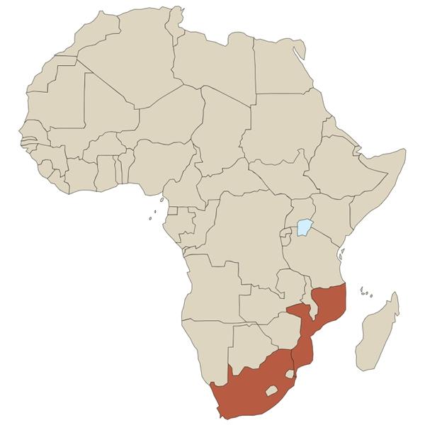 Afrique du Sud et Mozambique