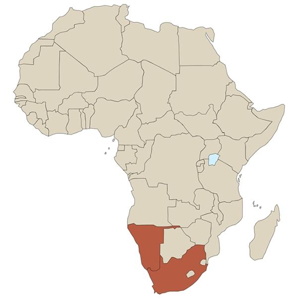 Afrique du Sud et Namibie
