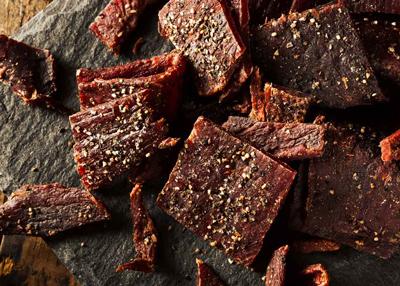 Le Bitlong, viande séchée traditionnelle en Afrique du Sud