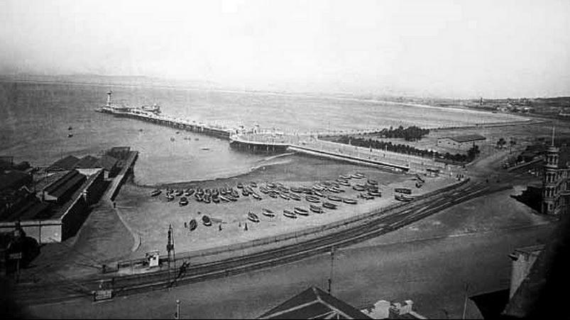Histoire de Cape Town avec la création du port Alfred et Victoria